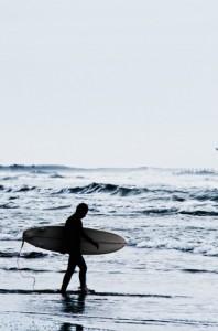 サーフィンスポットとして有名な千葉県