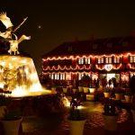 ふなばしアンデルセン公園のクリスマス夜間開放